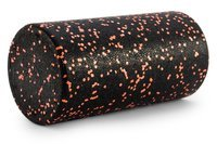 Ролик Prosource High Density Speckled Foam Roller (30 x 15 см, черно-оранжевый)